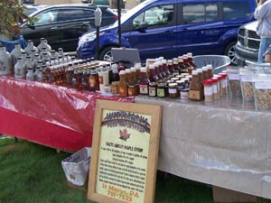 Vendors from Saint Marys Bavarian Fall Fest Sept 2014